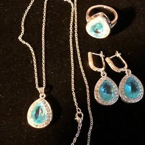 Jewelry - Pendant, Necklace, Ring & Earrings